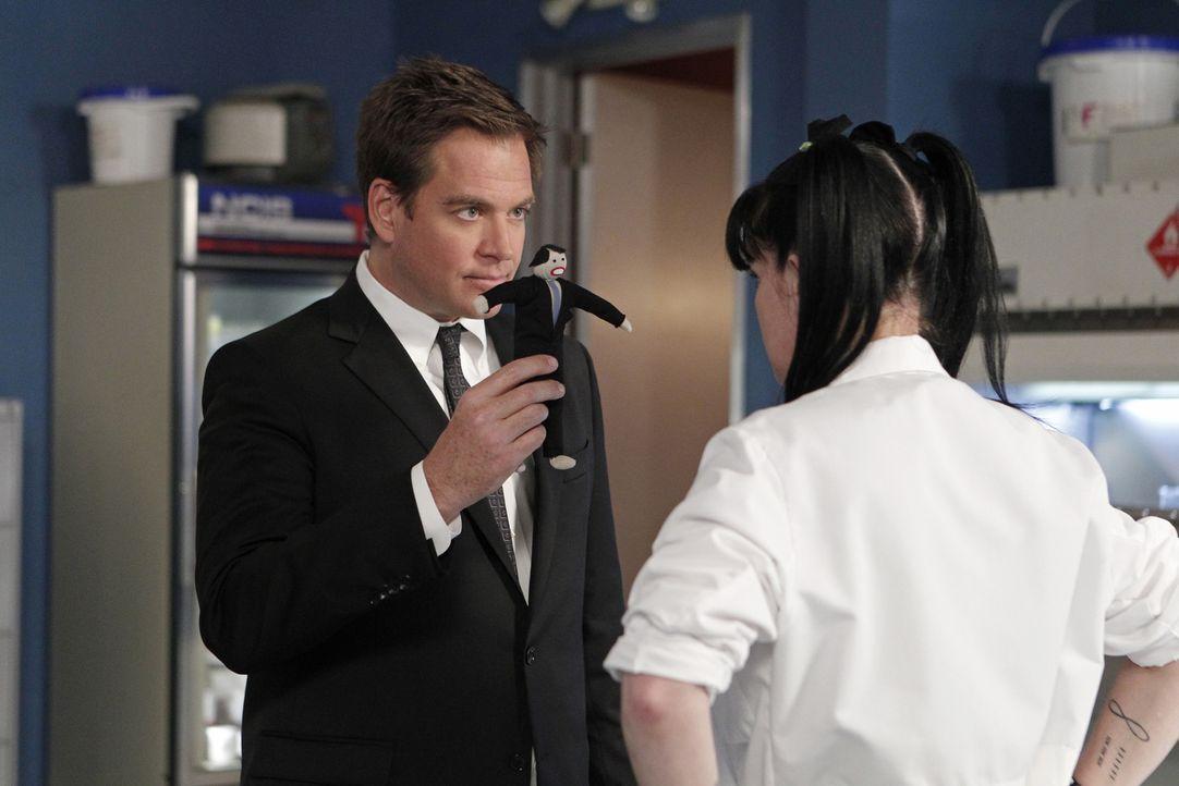"""Ein """"eingespieltes"""" Team: DiNozzo (Michael Weatherly, l.) und Abby (Pauley Perrette, r.) ... - Bildquelle: CBS Television"""