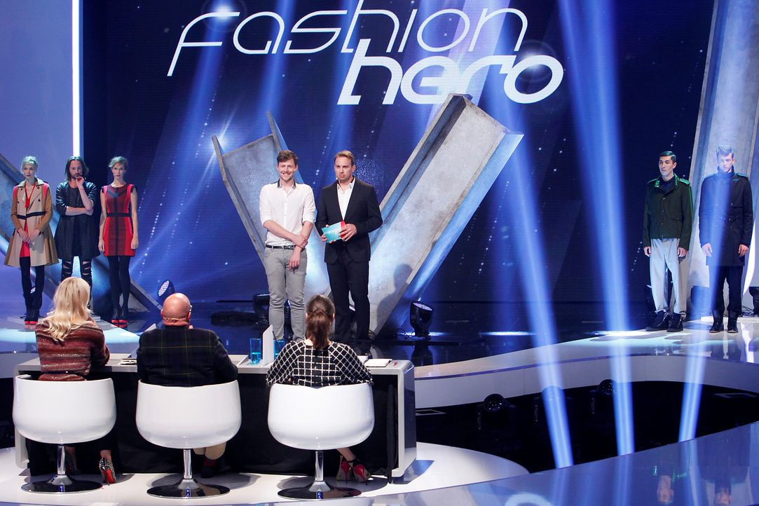 Fashion-Hero-Epi03-Show-044-ProSieben-Richard-Huebner - Bildquelle: Richard Huebner