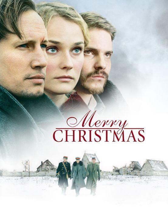 Merry Christmas - Mitten im Krieg lassen verfeindete Truppen die Waffen schweigen und feiern die Heilige Nacht ... - Bildquelle: Lolafilms S.A.