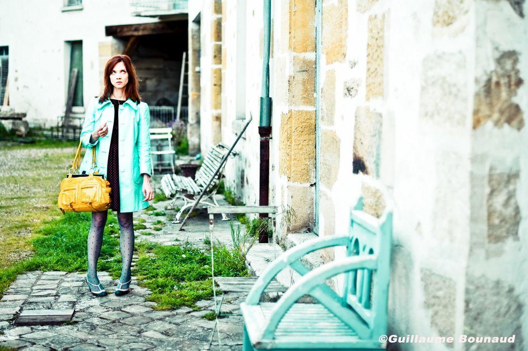 (4. Staffel) - Versucht weiterhin, ihr bestes als Profilerin zu geben: Chloé (Odile Vuillemin) ... - Bildquelle: Guillaume Bounaud 2012 BEAUBOURG AUDIOVISUEL