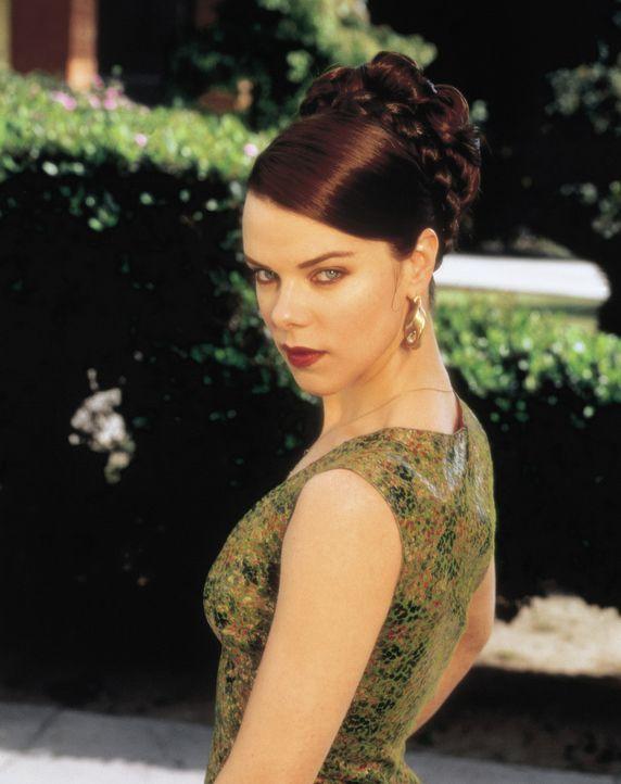 Als gute Freundin unterstützt die attraktive Jackie O'Grady (Debi Mazar) Lydia bei ihrer Entscheidung ... - Bildquelle: CBS Television