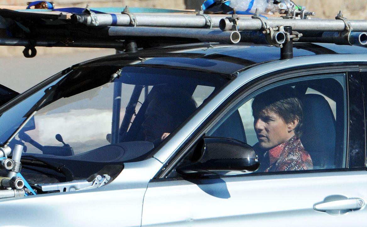 Mission-Impossible5-Dreharbeiten-14-09-25-1-AFP - Bildquelle: AFP