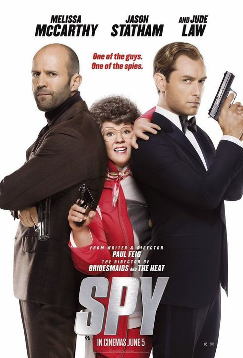 Spy-Plakat-20th-Century-Fox - Bildquelle: 20th Century Fox