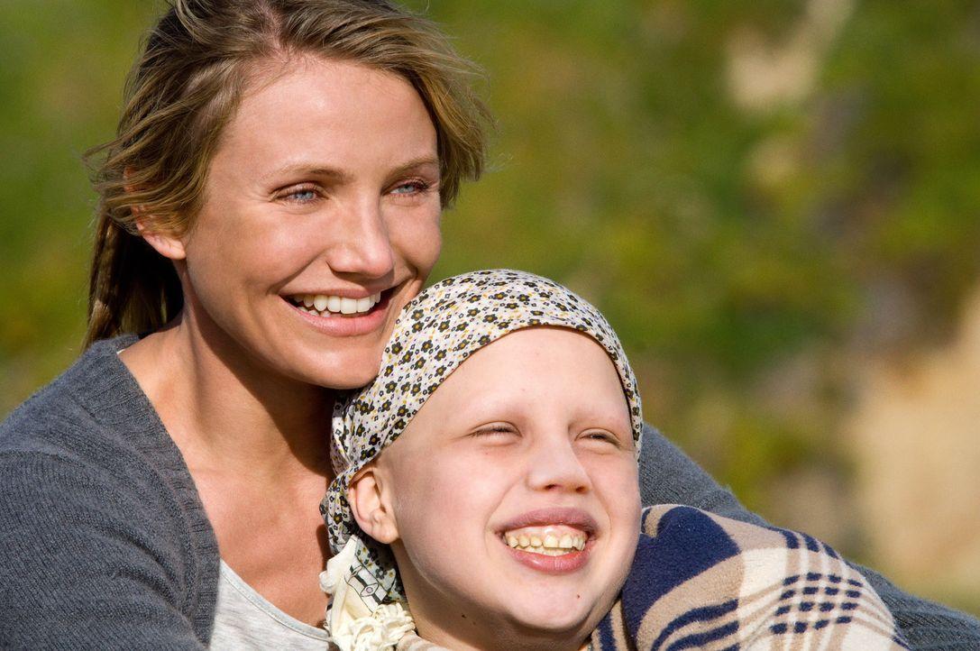 Sara (Cameron Diaz, l.) und Brian Fitzgerald haben einen Sohn und eine Tochter - ihr unbeschwertes Leben nimmt eine tragische Wendung, als sie eines... - Bildquelle: Warner Brothers