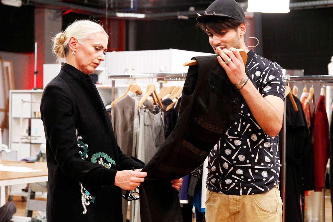 Fashion-Hero-Epi06-Atelier-13-Richard-Huebner - Bildquelle: Richard Huebner