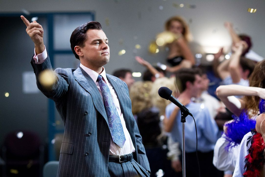 Wolf-of-Wall-Street-Szenenbilder-04-Universal - Bildquelle: © 2013 Paramount Pictures.  All Rights Reserved.