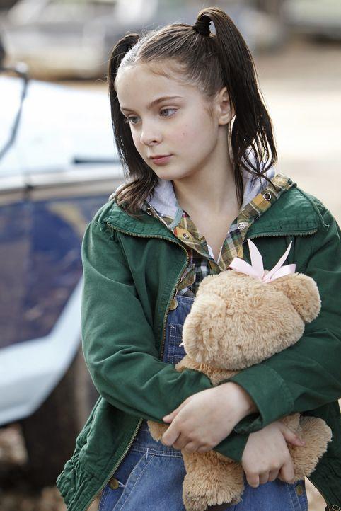 Bei den Ermittlungen in einem neuen Fall erinnert sich Abby (Brighton Sharbino) an ihren ersten  Fall, den sie als Kind mit ihrem Bruder aufgeklärt... - Bildquelle: CBS Television