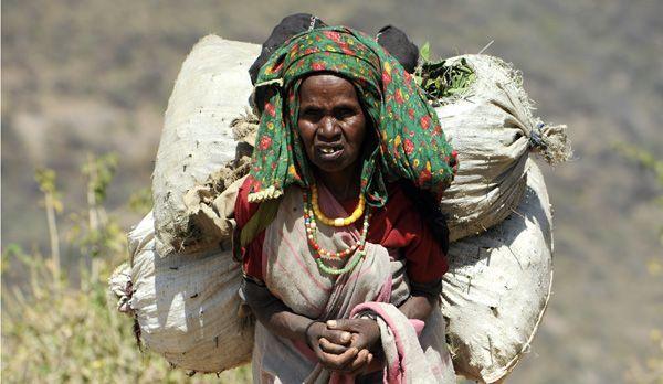 Afrika2 - Bildquelle: dpa