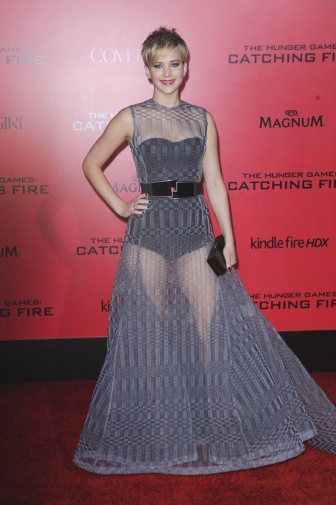 Jennifer Lawrence - Bildquelle: Apega/WENN.com