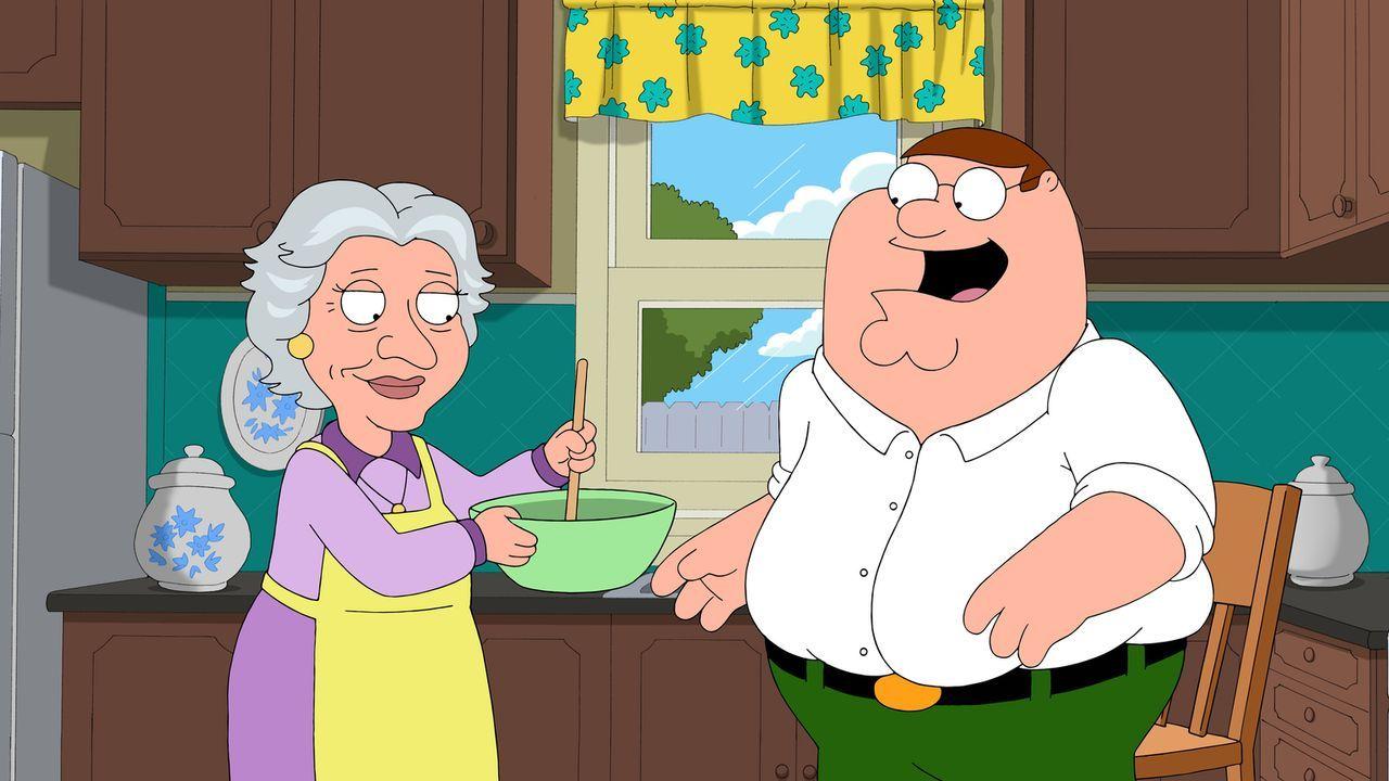 Nach dem Tod von Peters (r.) Mutter muss ihr Zimmer im Altenheim geräumt werden. Als er dort Evelyn (l.) kennenlernt, eine gute Freundin seiner Mom,... - Bildquelle: 2014 Twentieth Century Fox Film Corporation. All rights reserved.