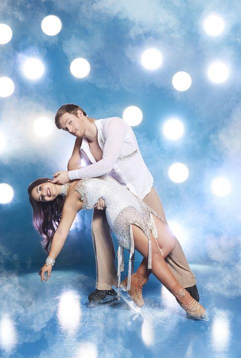 Timur Bartels mit Tanzpartnerin - Bildquelle: Fotograf: Marc Rehbeck