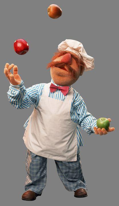 (1. Staffel) - Kommt auf ungewöhnliche Ideen und interpretiert Gerichte auf seine ganz eigene Weise: der dänische Koch ... - Bildquelle: Jay David Buchsbaum ABC Studios