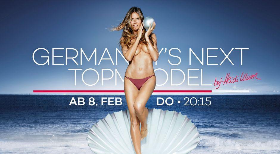 99e28d623a GNTM 2018  Heidi Klum – sexy Nackt-Foto für neue Staffel!