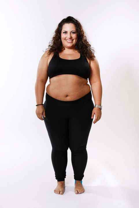 The Biggest Loser 2018 - Shirin (2) - Bildquelle: SAT.1/Benedikt Mueller