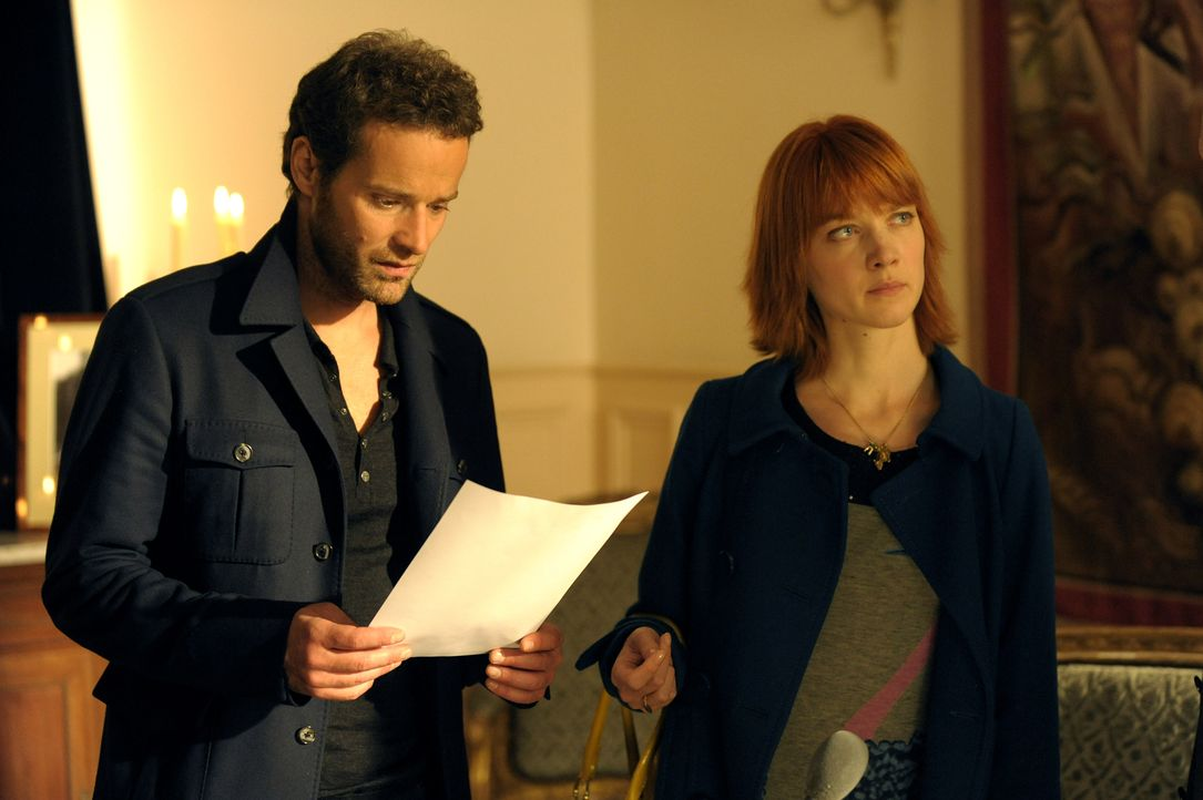 Ihr neuster Fall zeigt Matthieu (Guillaume Cramoisan, l.) und Chloé (Odile Vuillemin, r.) wie verworren das Leben sein kann ... - Bildquelle: 2008 - Beaubourg Audiovisuel/BeFilms/RTBF (Télévision Belge)