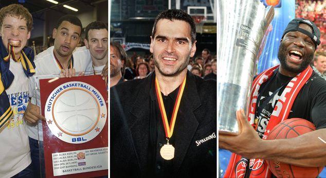 Top 10: Die erfolgreichsten deutschen Basketball-Teams - Bildquelle: Imago