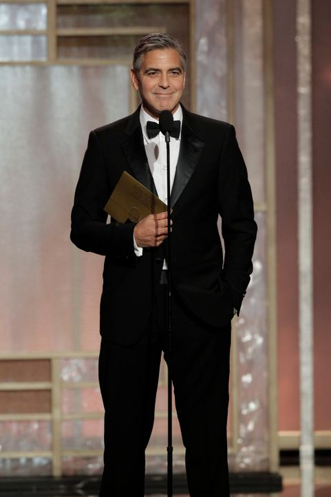 George Clooney - Bildquelle: +++(c) dpa - Bildfunk+++ Verwendung nur in Deutschland