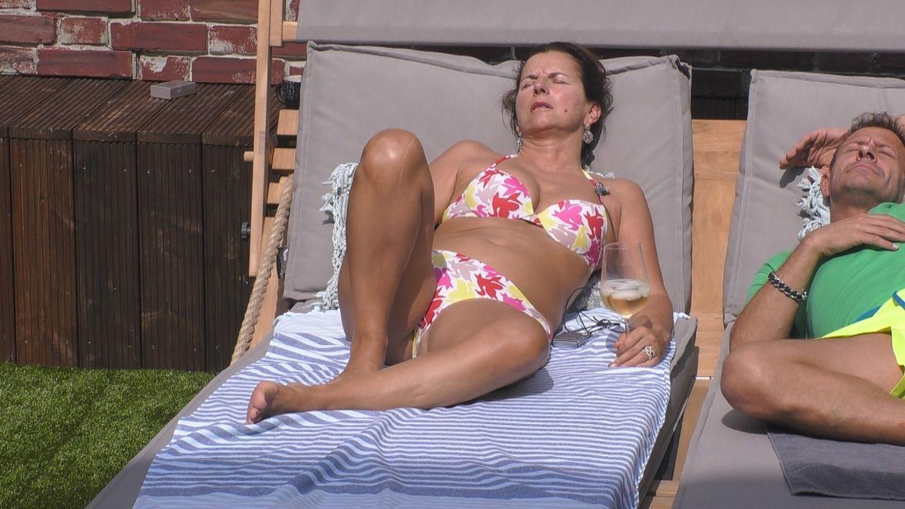 Sonnenbad - Bildquelle: SAT.1