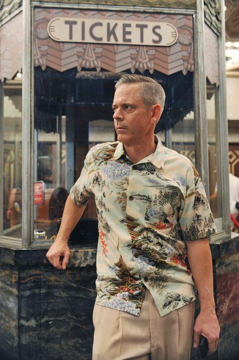 Beim Kampf um seine Leben hat Hotch immer wieder Visionen von seinem Gegenspieler Foyet (C. Thomas Howell) ... - Bildquelle: ABC Studios