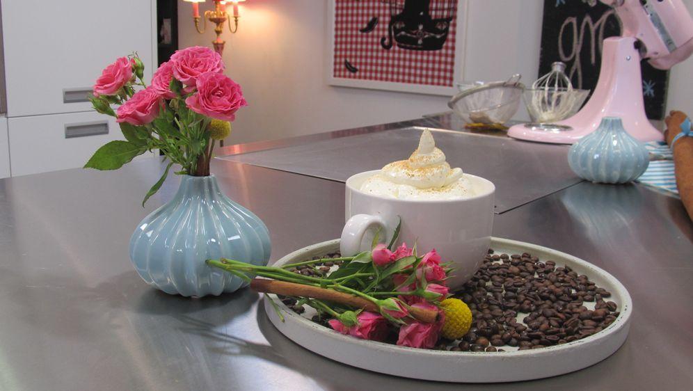 Muffins mit Cappuccino: Das Rezept aus Enie backt - Bildquelle: sixx