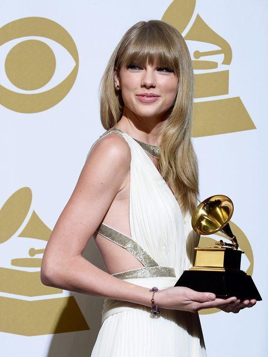 Taylor Swift - Bildquelle: +++(c) dpa - Bildfunk+++ Verwendung nur in Deutschland
