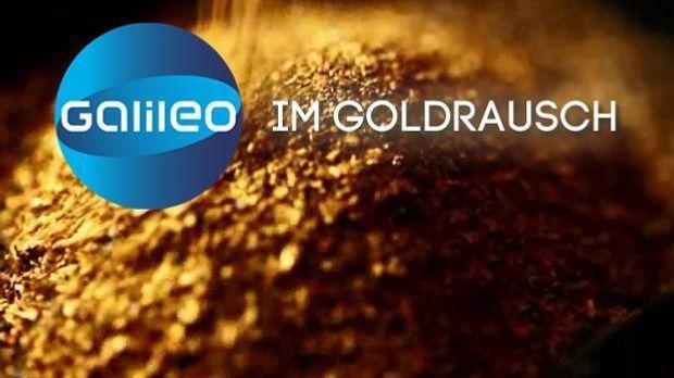 Goldrausch Stage