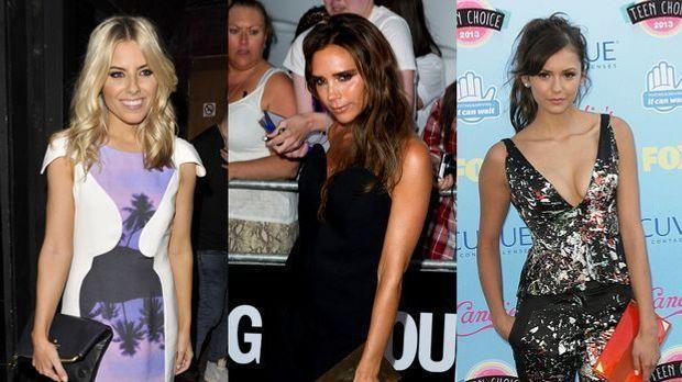 Mollie King, Victoria Beckham und Nina Dobrev lieben sie: Die Clutch! Die Min...