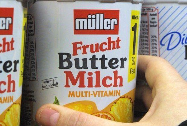 Abnehmen mit Buttermilch ja, aber nur mit reiner Buttermilch. Mixgetränke ent...