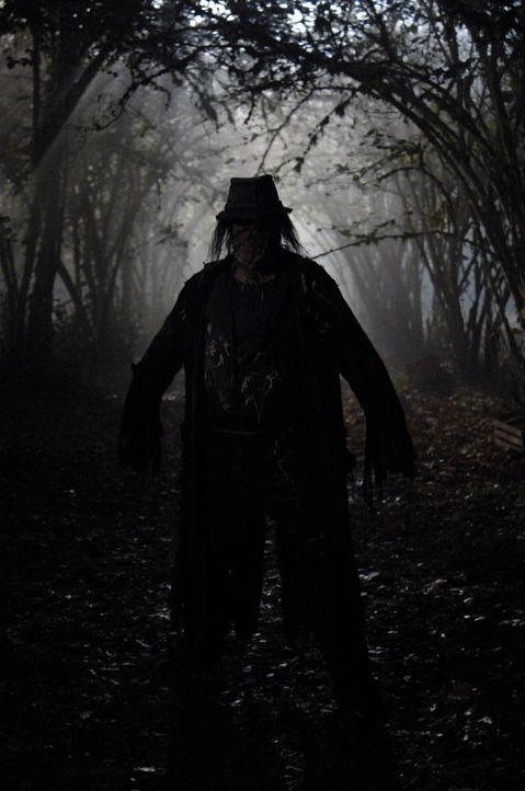 Können Sean und Dean die Vogelscheuche (Mike Carpenter) stoppen, bevor das nächste unschuldige Pärchen dran glauben muss? - Bildquelle: Warner Bros. Television