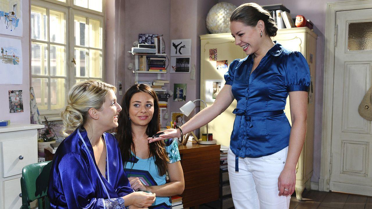 Anna-und-die-Liebe-Folge-310-02-Sat1-Oliver-Ziebe - Bildquelle: SAT.1/Oliver Ziebe