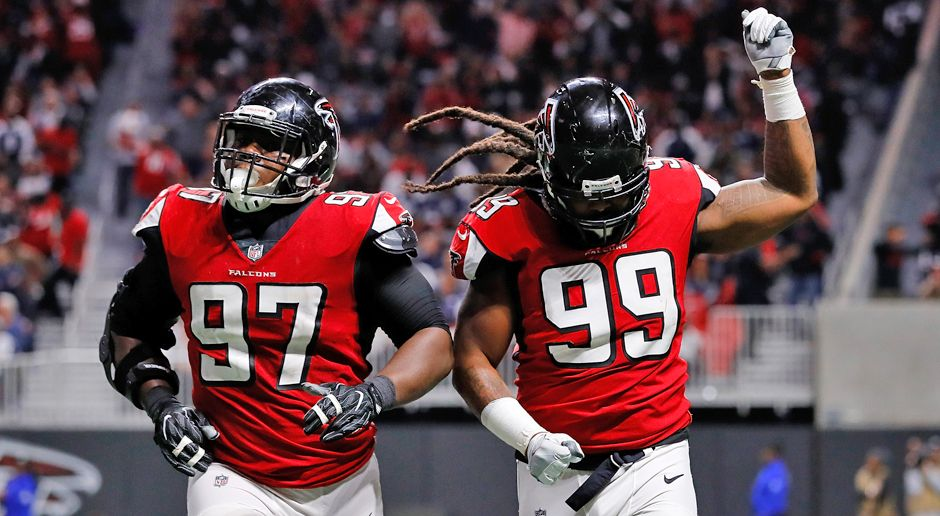 Defense: Atlanta Falcons - Bildquelle: 2017 Getty Images