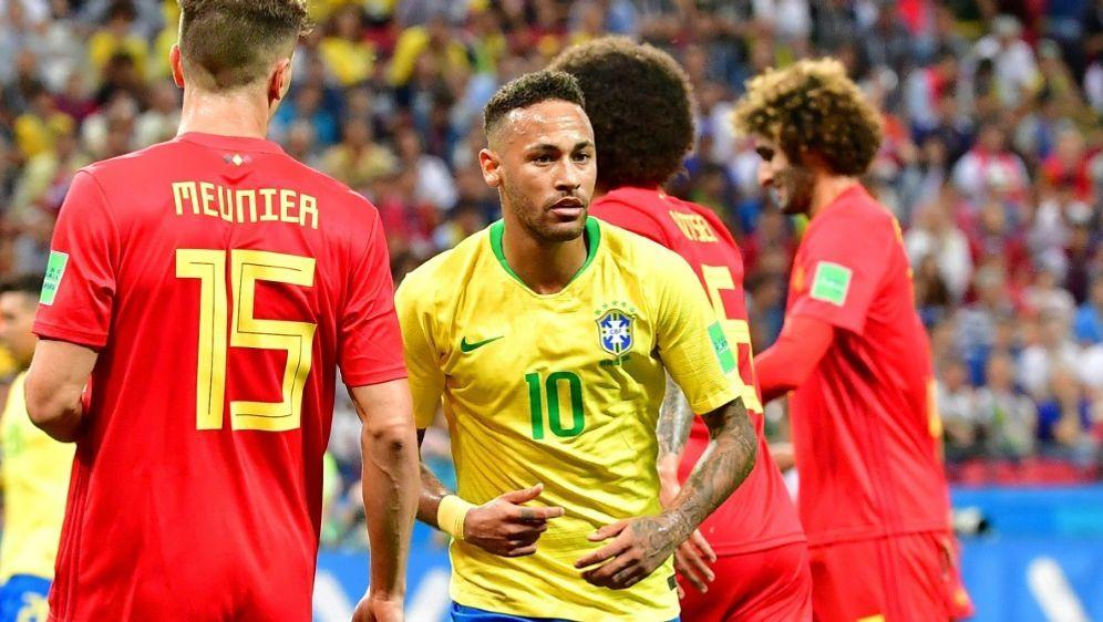 Neymar bei Real Madrid offenbar kein Thema - Bildquelle: AFPSIDLuis Acosta