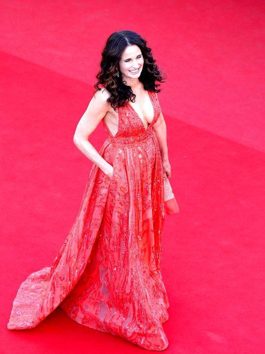 Cannes-Film-Festival-Andie-Macdowell-150518-03-dpa - Bildquelle: dpa