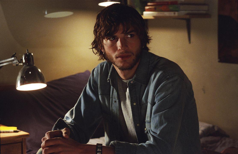 Nach einer nicht ganz einfachen Kindheit, die von Gedächtnisverlust und traumatischen Erlebnissen geprägt wurde, ist Evan Treborn (Ashton Kutcher) m... - Bildquelle: Warner Brothers