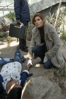 Detective Laura Diamond - Bei den Ermittlungen in einem neuen Fall, muss sich...