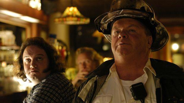 Chief Jerry Reilly (Jack McGee) kann und will nicht hinnehmen, dass es schwul...