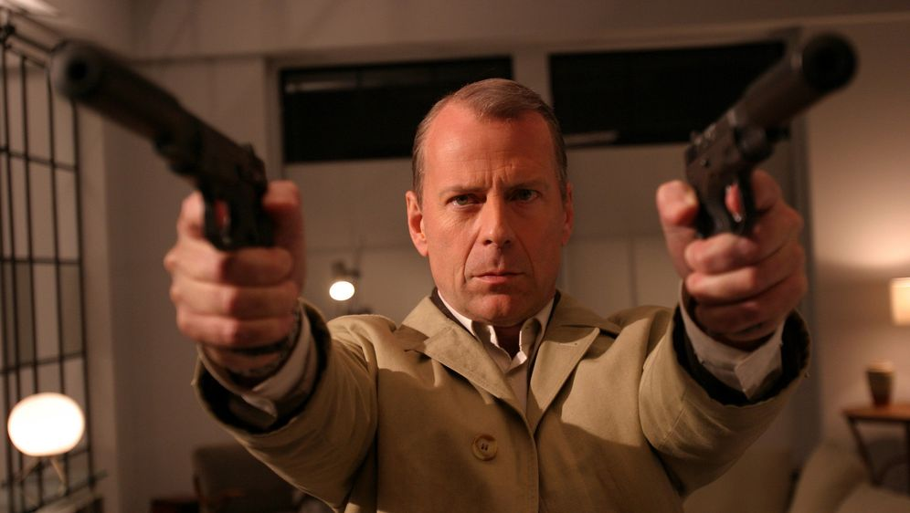 """Der Killer Mr. Goodkat (Bruce Willis), der den Sohn von Gangsterboss """"Der Ra... - Bildquelle: Metro-Goldwyn-Mayer (MGM)"""