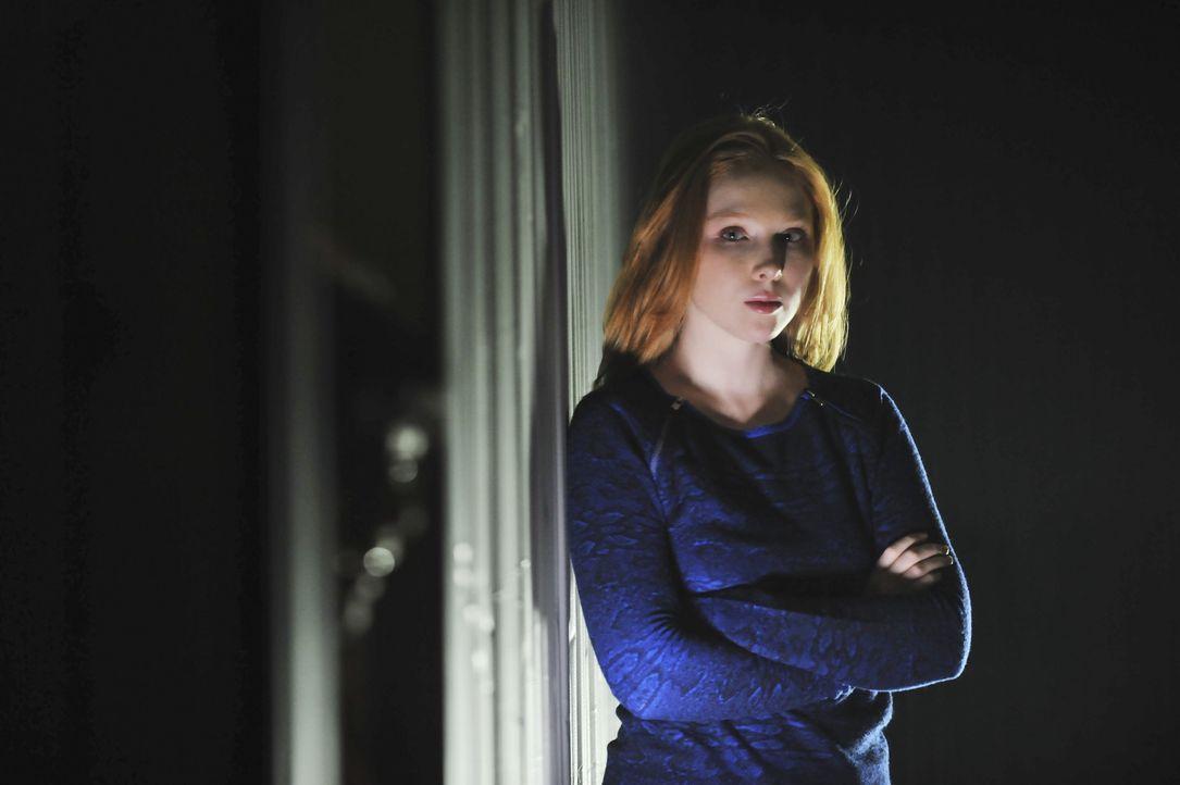 Zur falschen Zeit am falschen Ort: Alexis Castle (Molly C. Quinn) - Bildquelle: 2013 American Broadcasting Companies, Inc. All rights reserved.