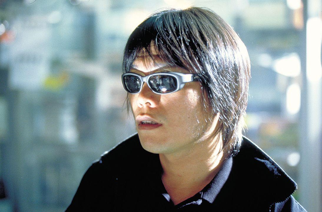 Auf der Abschussliste: Tyler (Nicholas Tse) ... - Bildquelle: 2003 Sony Pictures Television International. All Rights Reserved.