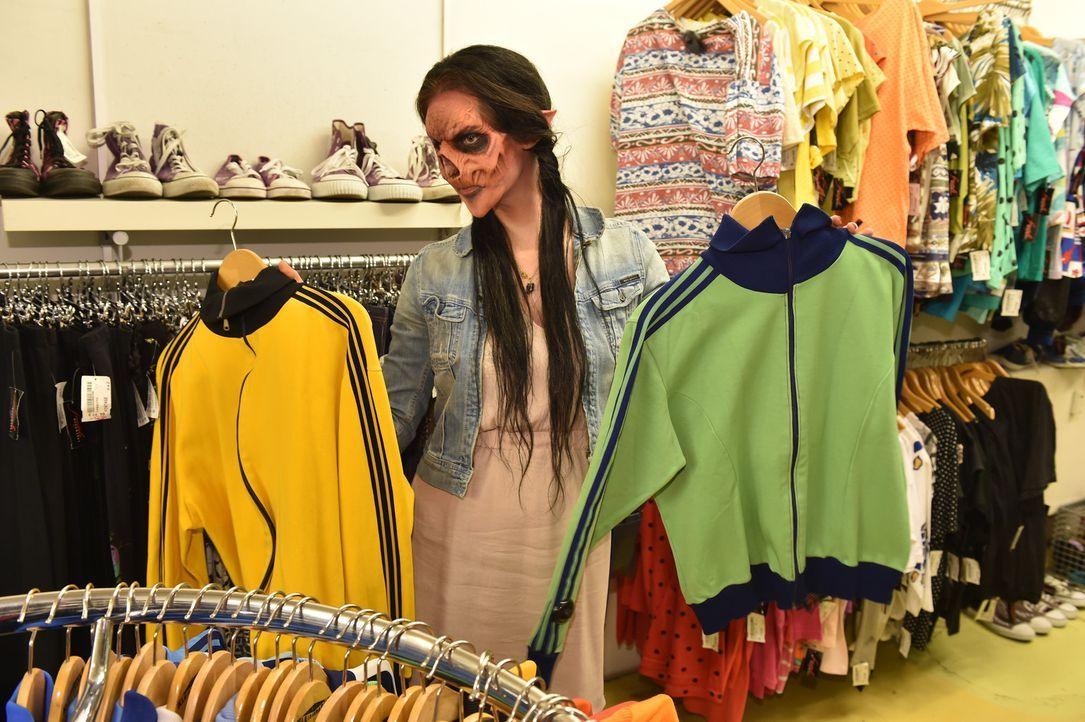 Für Vanessa ist Kleidung und Stil besonders wichtig ... - Bildquelle: Andre Kowalski Sixx