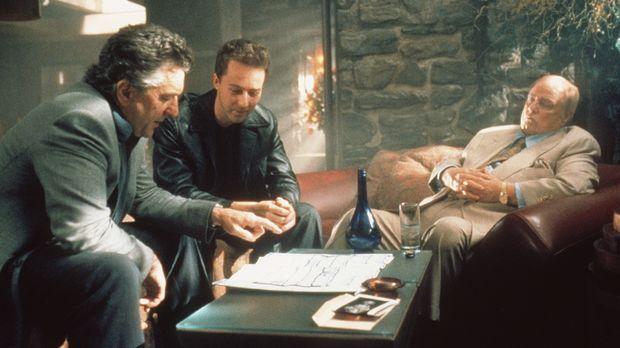 Eigentlich plant der alternde Safeknacker Nick (Robert De Niro, l.) einen ger...