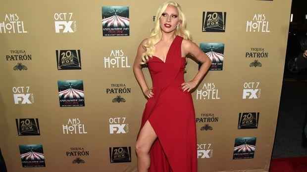 Lady Gaga - Bildquelle: 2015 Getty Images
