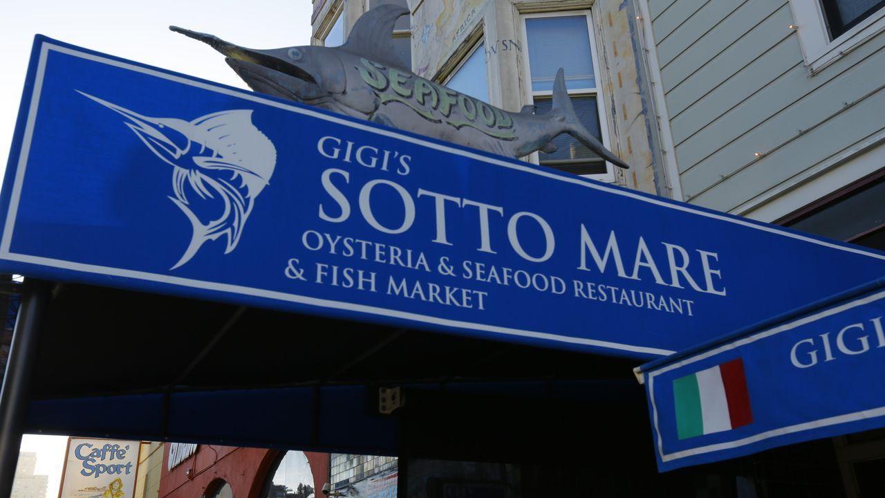 Andrew Zimmern reist nach San Francisco, denn das ist die Adresse für gutes Essen an der Westküste der USA ... - Bildquelle: 2015,The Travel Channel, L.L.C. All Rights Reserved