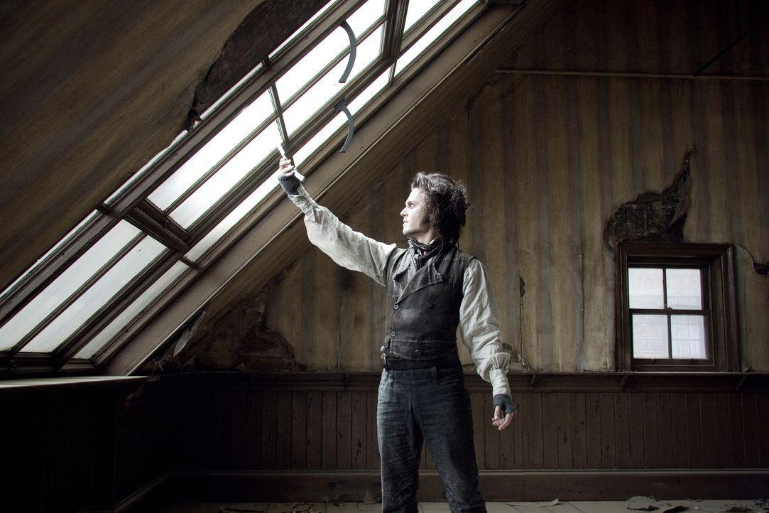 Benjamin Barker (Johnny Depp) führt ein glückliches Leben. Er ist mit einer wunderschönen Frau gesegnet und Vater einer reizenden Tochter. Da wird e... - Bildquelle: Warner Bros.