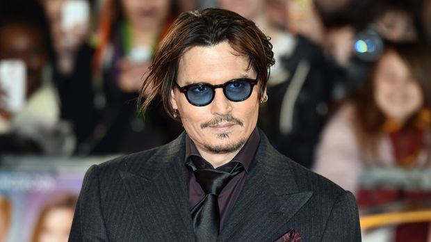Johnny Depps neue Rolle: Der Künsthändler Mortdecai