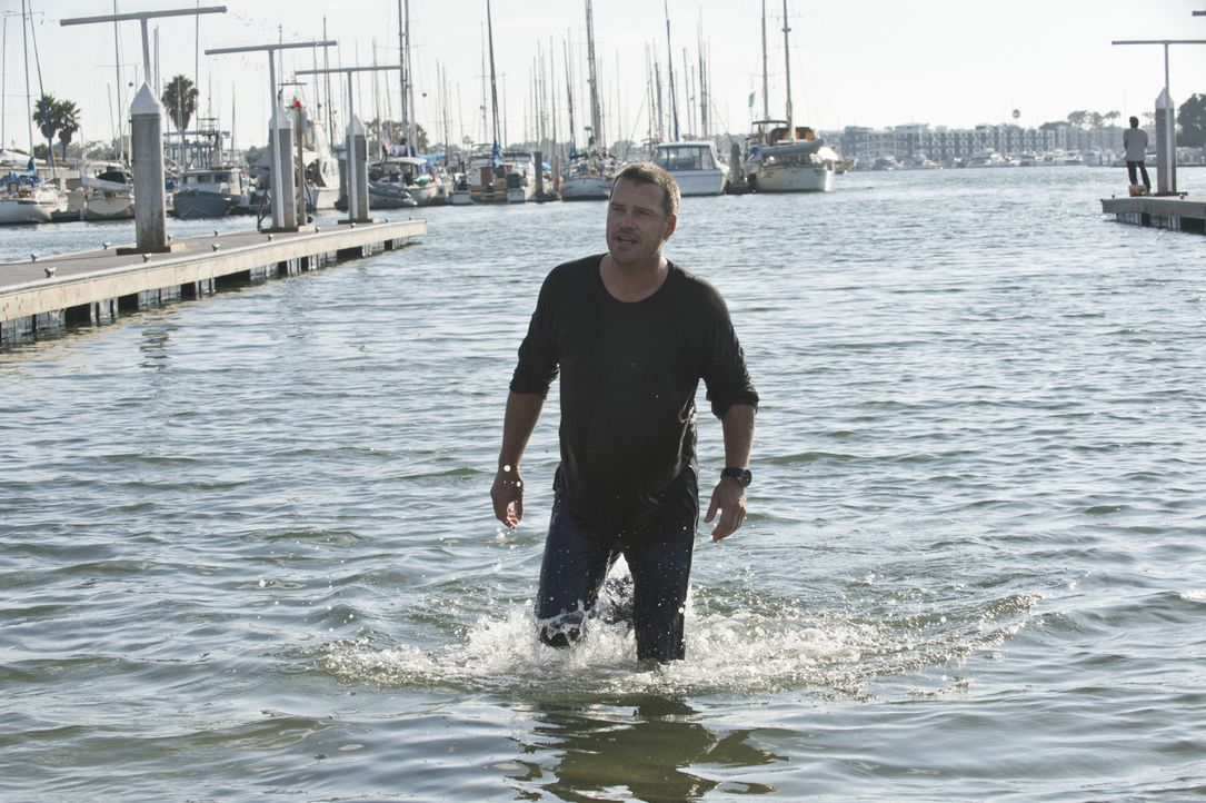 Ein neuer Fall, der Hetty betrifft, beschäftigt Callen (Chris O'Donnell) und das restliche Team ... - Bildquelle: 2014 CBS Broadcasting, Inc. All Rights Reserved.