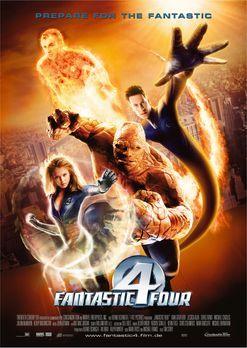 Fantastic Four - Fantastic Four - Bildquelle: Constantin Film Produktion GmbH