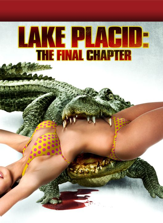 LAKE PLACID 4 - Artwork - Bildquelle: 2012 Sony Pictures Worldwide Acquisitions Inc. All Rights Reserved.
