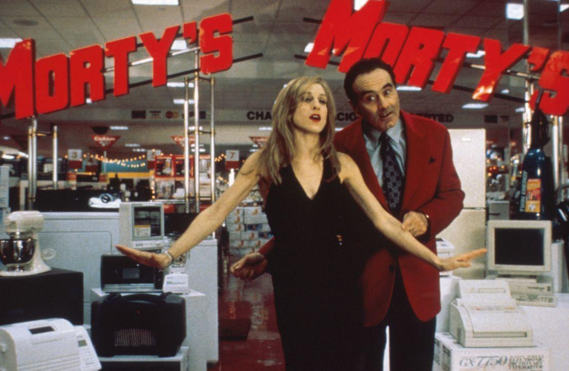 Annie, Brenda und Elise (Goldie Hawn, l.) wollen ihre Ex-Gatten ruinieren - und finden tatsächlich die dunklen Punkte in deren Karrieren ... - Bildquelle: Paramount Pictures