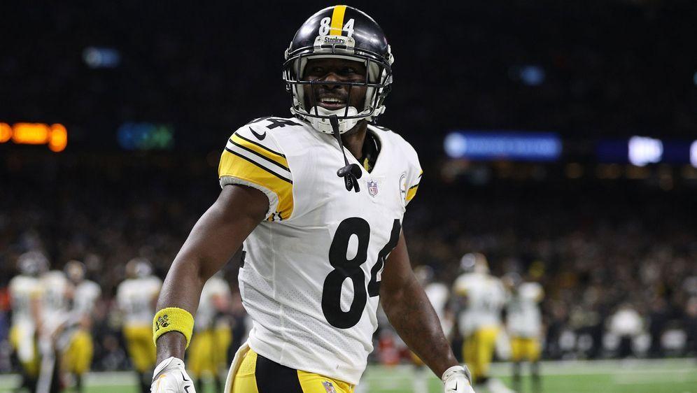 Nfl Insider Pittsburgh Steelers Erwägen Trade Von Antonio Brown